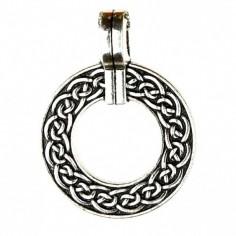 Anhänger Keltischer Kreis mit Knoten
