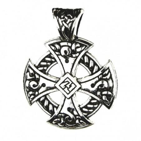 Anhänger Keltisches Kreuz im Kreis