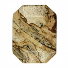 Auflagestein - Flatstone Landschaftsjaspis Sandstein