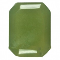 Auflagestein - Flatstone Serpentin China Jade
