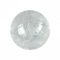 Edelstein-Kugel Bergkristall B 4cm