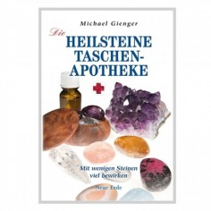 Die Heilstein-Taschenapotheke - Buch - Michael Gienger