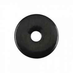 Schungit 40mm Donut