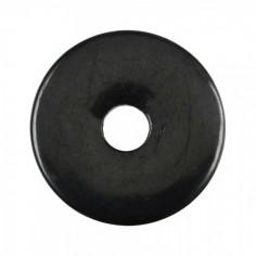 Schungit 50mm Donut