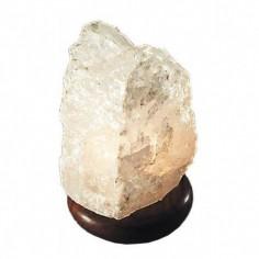 Edelsteinlampe Bergkristall