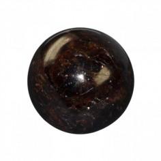 Edelstein-Kugel Granat 4cm