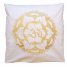 Kissenbezug Lotus Om natur
