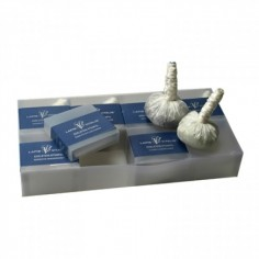 Massage-Stempel Set