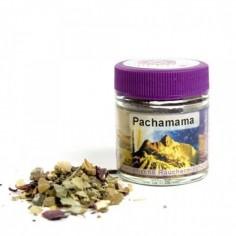 Pachamama - Danksagung an die Mutter Erde Räucherwerk Inka