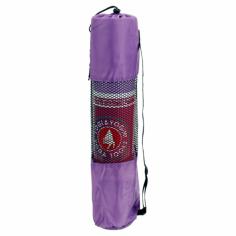 Tasche für Yogamatte wasserdicht lila