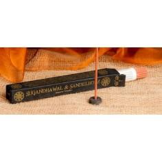 Sugandhawal & Sandelholz Tibetan-Line-Räucherstäbchen