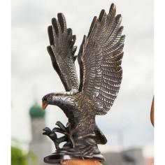 Adler 18,5cm Messing