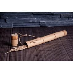 Aufbewahrungsröhre Bambus