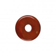 Jaspis rot 30mm Donut