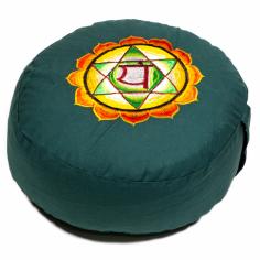Meditationskissen 4. Chakra Anahata