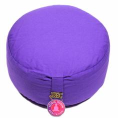 Meditationskissen violett