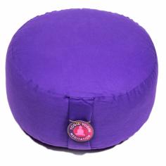 Meditationskissen extrahoch violett
