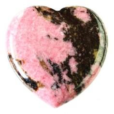 Herz 35mm Rhodonit