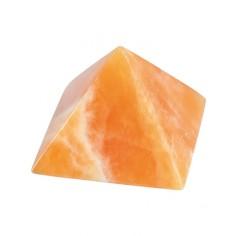 Pyramide 60mm Orangencalcit