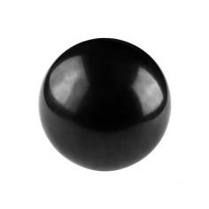Edelstein-Kugel Schungit 8cm