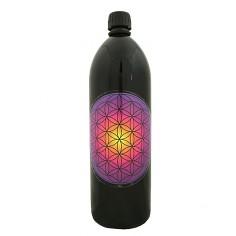 Trinkflasche Miron – bunte Blume des Lebens