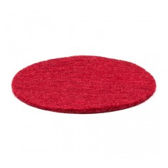 Filzuntersetzer für Klangschalen 15 cm - rot