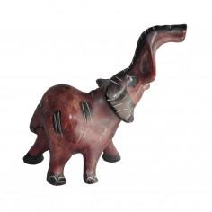 Elefant aus Speckstein