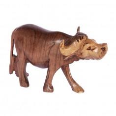 Büffel aus Holz
