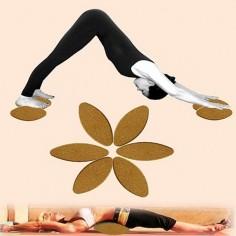 Yoga Block Kork Egg