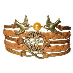 3-Symbole-Armband