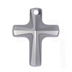 Anhänger Kristall Kreuz...