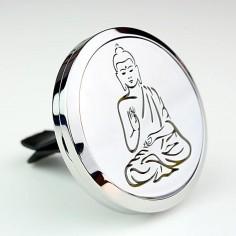 Duftstick Buddha Edelstahl gross