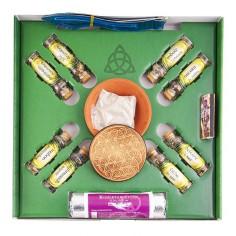 Jahreskreisfeste Räucher Ritualset