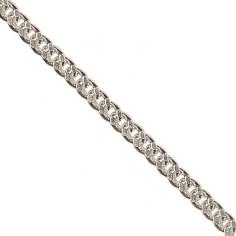 Panzerkette Silber 2,1mm
