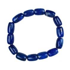 Armband Tönnchen - Lapis Lazuli