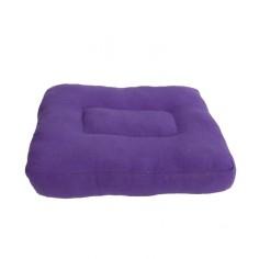 Meditationskissen für Kinder oder unterwegs violett