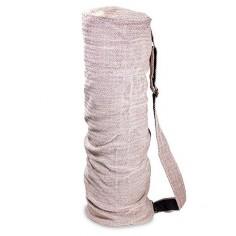 Yoga Tasche aus Baumwolle rot