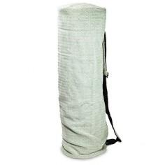 Yoga Tasche aus Baumwolle grün